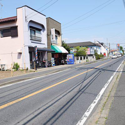 県道松戸・鎌ヶ谷線