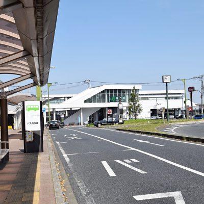 内房線「長浦」駅