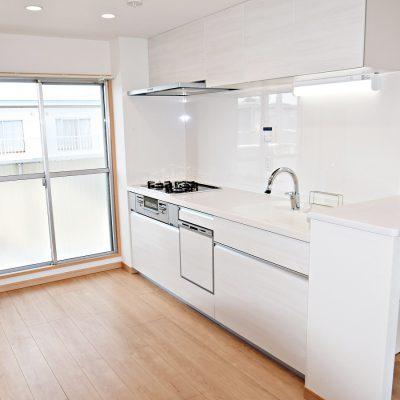 キッチン(ビルトイン食器洗浄乾燥機)