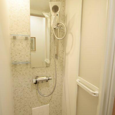 あったら嬉しい1Fシャワールーム