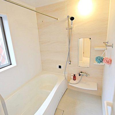 浴室乾燥機付ユニットバス