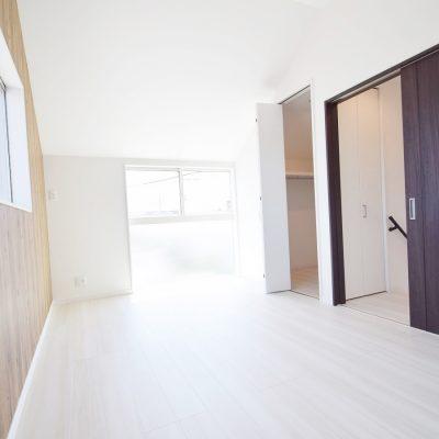 寝室(7.5帖)WIC付