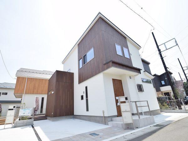 ウッドデッキで和む家№1(鎌ヶ谷市)