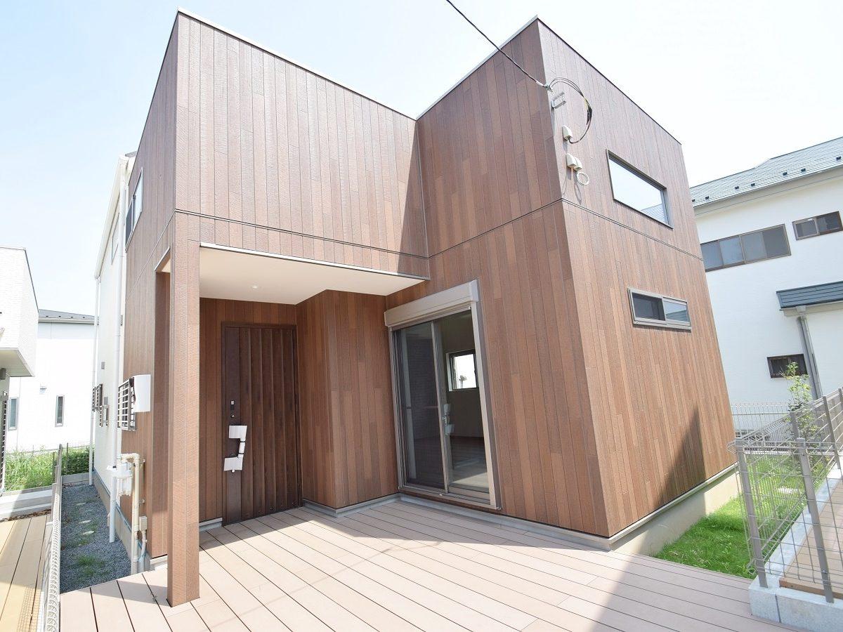 ウッドデッキで和む家№3(鎌ヶ谷市)